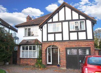 Thumbnail 4 bed detached house for sale in Denehurst Gardens, Woodford Green