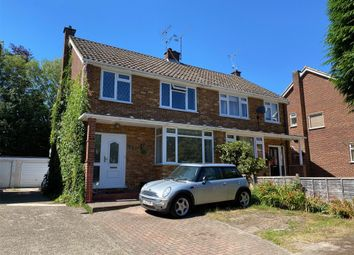 Butler Road, Crowthorne, Berkshire RG45. 3 bed semi-detached house