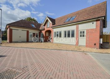 4 bed detached house for sale in Crown Close, Thorney, Peterborough PE6