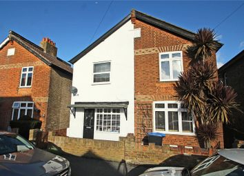Thumbnail 2 bedroom semi-detached house to rent in Station Road, Chertsey, Surrey