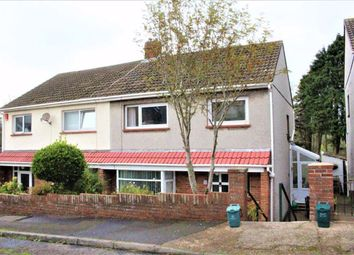 3 bed semi-detached house for sale in Overland Close, Mumbles, Swansea SA3