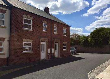 Thumbnail 3 bed terraced house for sale in Peacock Place, Leicestershire, 2