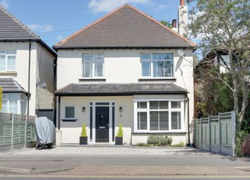 Thumbnail 4 bed detached house for sale in Station Road, Southend-On-Sea