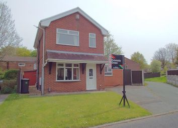 Thumbnail 3 bed detached house for sale in Sabre Close, Murdishaw, Runcorn, Cheshire