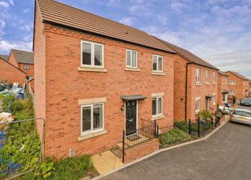 Thumbnail 3 bed detached house for sale in Lineton Close, Lawley Village