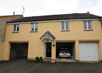 Thumbnail 2 bed end terrace house for sale in Mill Avenue, Copplestone, Crediton, Devon