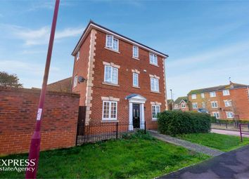 Thumbnail 4 bedroom end terrace house for sale in The Boulevard, Swindon, Wiltshire