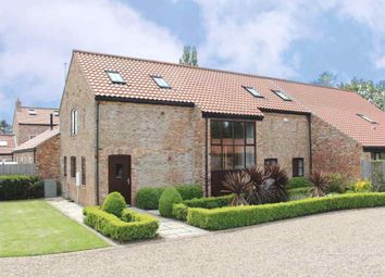 Thumbnail 4 bed barn conversion to rent in Moor Monkton, York