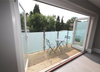Thumbnail 2 bed flat for sale in Majestic Apartments, 125 High Road, Bushey Heath, Hertfordshire