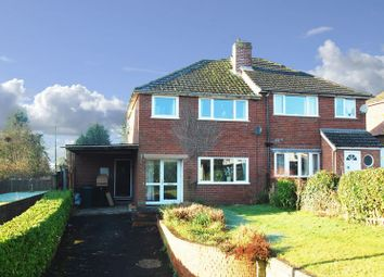 Thumbnail 3 bed semi-detached house for sale in Netherfield, Highley, Bridgnorth