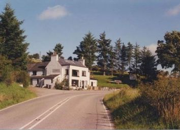 Thumbnail Commercial property for sale in The Cotton Mill Inn, Spinningdale, Ardgay, Sutherland IV243Ad