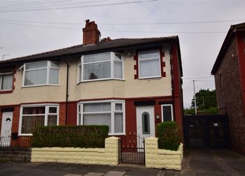 Thumbnail 3 bed semi-detached house to rent in Parkhurst Road, Prenton, Merseyside