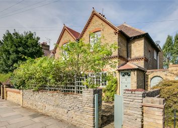 Thumbnail 3 bed semi-detached house for sale in Lock Road, Richmond, Surrey