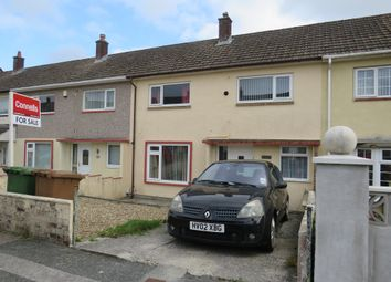 3 bed terraced house for sale in Goodwin Avenue, Plymouth PL6