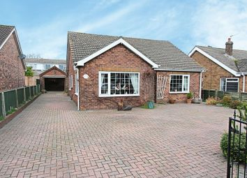 Thumbnail 3 bed detached bungalow for sale in Church Lane, North Killingholme, Immingham