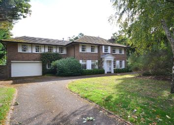 Thumbnail 6 bed detached house for sale in Patmore Lane, Burwood Park, Hersham, Walton-On-Thames