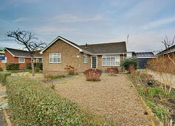 Thumbnail 3 bed detached bungalow for sale in Bartlett Close, Preston, Hull