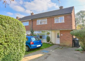 Thumbnail 3 bed semi-detached house for sale in Grasmere Road, St. Albans