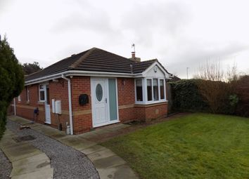 Thumbnail 3 bed detached bungalow to rent in 12 Quantock Close, Darlington