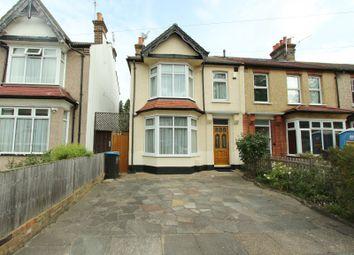 Thumbnail 3 bed end terrace house for sale in Edenbridge Road, Enfield