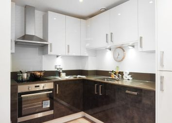 Thumbnail 1 bedroom flat for sale in Yabsley Street, Canary Wharf, London