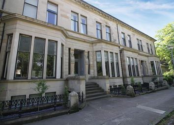 Thumbnail 3 bedroom flat to rent in Lancaster Terrace, Glasgow