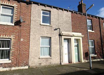 Thumbnail 2 bed terraced house for sale in 9 Bowman Street, Carlisle, Cumbria