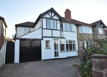 Thumbnail 3 bed property for sale in Hawthorn Drive, Heswall, Wirral, Merseyside