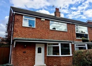 Thumbnail 4 bed semi-detached house to rent in Vane Terrace, Darlington