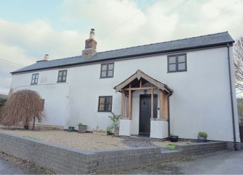 Thumbnail 3 bedroom detached house for sale in Clunton, Craven Arms