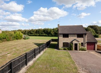 Thumbnail 3 bedroom detached house for sale in Babraham, Cambridge