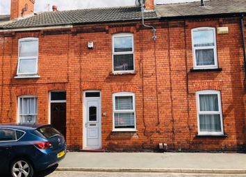 Thumbnail 2 bed terraced house for sale in Martin Street, Lincoln