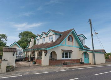Thumbnail 4 bed detached house for sale in Sutton Road, Huttoft, Alford, Lincolnshire