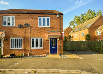 Thumbnail 2 bed end terrace house for sale in 60 Robert Pearson Mews, Grimsby