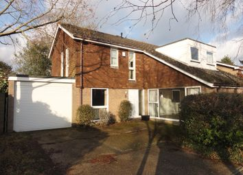 Thumbnail 4 bed detached house to rent in Onslow Crescent, Chislehurst