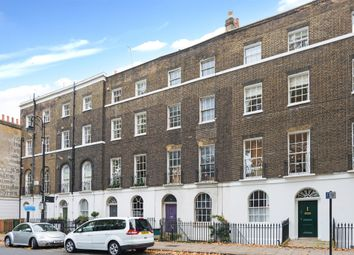 Thumbnail 5 bed terraced house for sale in Regent Square, London