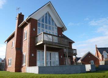 Thumbnail 5 bedroom detached house to rent in The Vistas, Wychwood Park, Weston, Crewe.