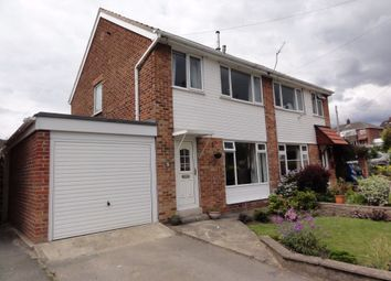 Thumbnail 3 bed semi-detached house to rent in Towngate Grove, Mirfield