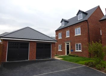 Thumbnail 4 bed detached house for sale in Greenlakes Rise, Houghton Conquest, Bedford