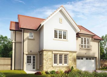 "Thumbnail 5 bed detached house for sale in ""The Logan At Kilmardinny Grange"" at Milngavie Road, Bearsden, Glasgow"