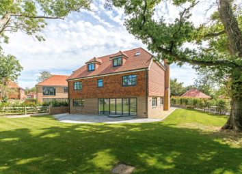 Thumbnail 5 bedroom detached house for sale in Janes Lane, Burgess Hill, West Sussex