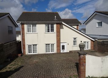 Thumbnail 3 bedroom detached house for sale in Port Road East, Barry