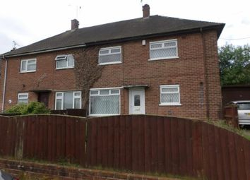Thumbnail 3 bed semi-detached house for sale in Repington Road, Stoke-On-Trent, Staffordshire, .