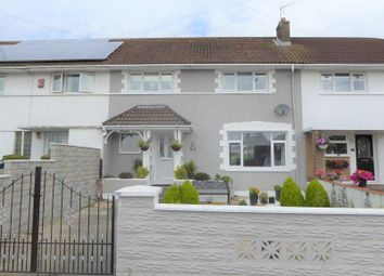 Thumbnail 3 bed terraced house for sale in Heol-Y-Frenhines, Cefn Glas, Bridgend.