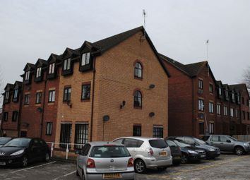 Thumbnail 1 bed flat to rent in Burleigh House, Hamblin Court, Rushden