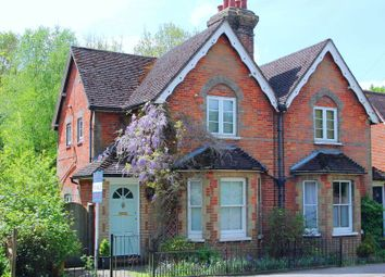 Thumbnail 2 bed semi-detached house for sale in Station Road, Gomshall, Guildford