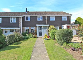 Thumbnail 3 bed terraced house for sale in Butser Walk, Petersfield