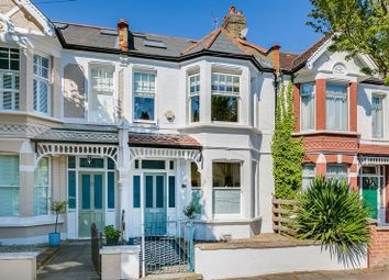 Thumbnail 4 bed terraced house for sale in Astonville Street, London