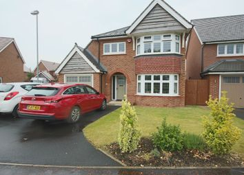 Thumbnail 3 bed detached house for sale in Shannon Close, Buckshaw Village, Chorley
