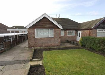 Thumbnail 2 bed semi-detached bungalow for sale in Conway Drive, Billinge